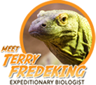 Meet Terry Fredeking